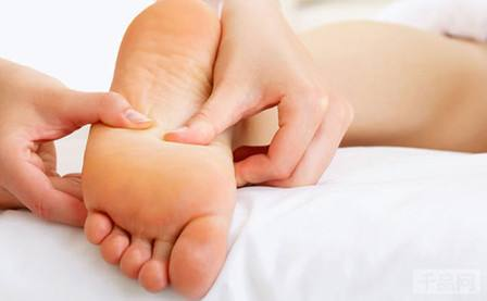 学会这几个腿足、脚底按摩让身体更健康
