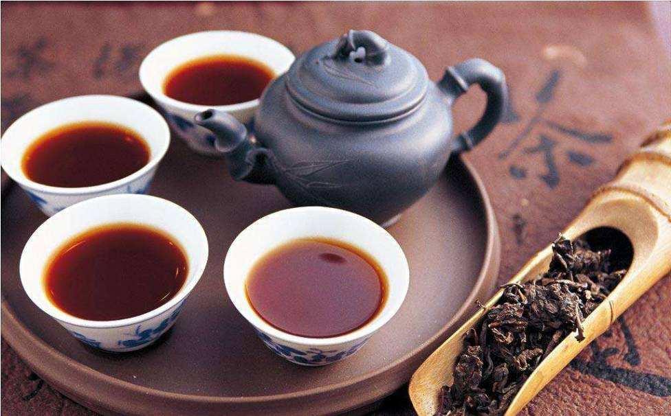 常喝茶,大脑老得慢